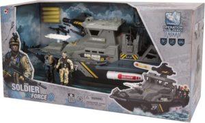 CM Soldier 9-Καταδιωκτικό Σκάφος (540005)