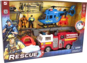 CM Rescue Squad Special Unit Set (541051)