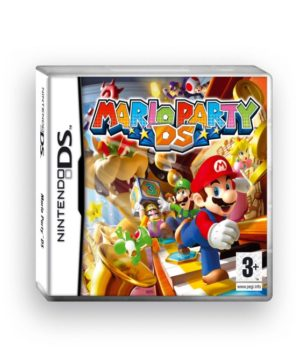 NDS Mario Party