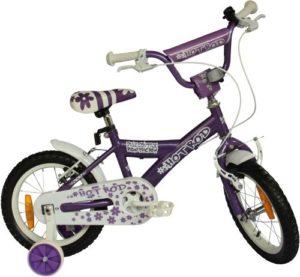 Molho Ποδήλατο 12'' ΒΜΧ Hot Rod Μωβ (1012)