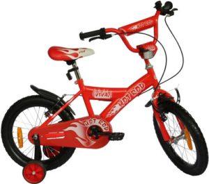 Μolho Ποδήλατο BMX 18'' Hot Rod-2 Χρώματα (3018)