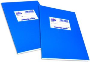 Skag Τετράδιο Super Μπλε 50 Φύλλων ΜΦ (110181)