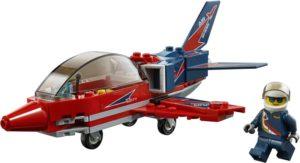 LEGO City Airshow Jet (60177)