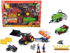 Dickie F/W Οχήματα & Farm Set (203314559)