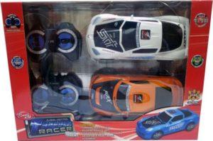 AT Τηλεκατευθυνόμενο Αυτοκίνητο Thunder Racer (Twin Pack) 1:18- 2 Σχέδια (9028T)