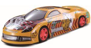 AT Τηλεκατευθυνόμενο Αυτοκίνητο Street Racer 1:14-2 Σχέδια (8837)