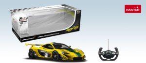 BW Τηλεκατευθυνόμενο McLaren P1 GTR 1:14 (75000)