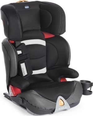 Chicco Κάθισμα Αυτοκινήτου Oasys 2-3 FixPlus EVO-Black Night (R03-79159-41)
