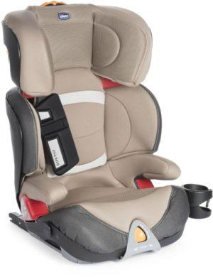 Chicco Κάθισμα Αυτοκινήτου Oasys 2-3 FixPlus EVO-Sandshell (R03-79159-43)