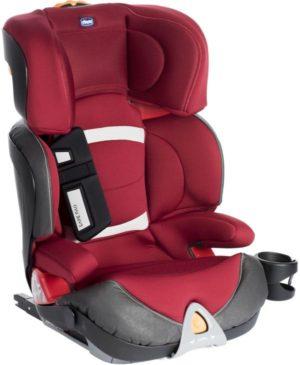 Chicco Κάθισμα Αυτοκινήτου Oasys 2-3 FixPlus EVO-Red Passion (R03-79159-64)