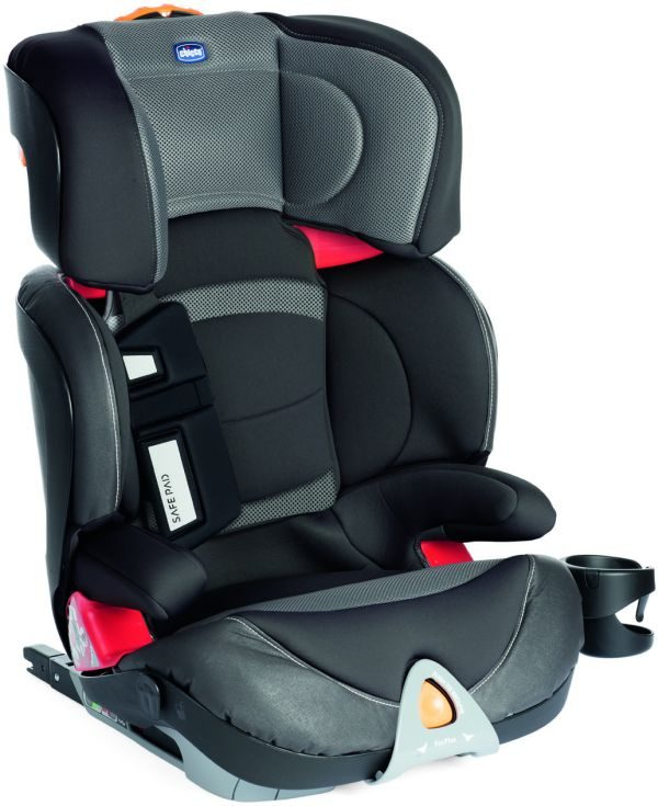 Chicco Κάθισμα Αυτοκινήτου Oasys 2-3 FixPlus EVO-Stone (R03-79159-85)