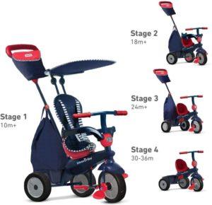 Smart Trike Τρίκυκλο Star Μπλέ (6752502)