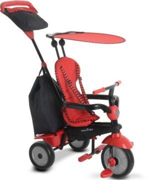 Smart Trike Τρίκυκλο Glow Red (6951500)