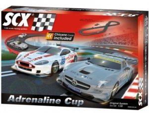 SCX Αυτοκινητόδρομος C3 Adrenaline Cup (A10130X500)