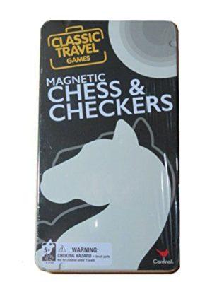 Classic Games Mίνι Μαγνητικό Σκάκι (NTC04000)