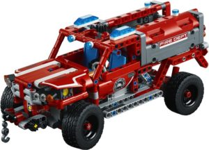 LEGO Technic First Responder (42075)