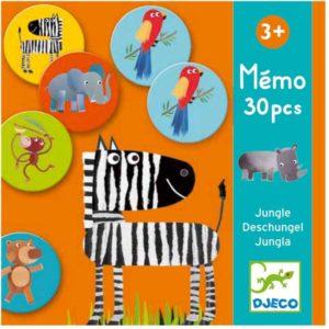 Djeco Memo Μαθαίνω Τα Ζώα (176-08159)