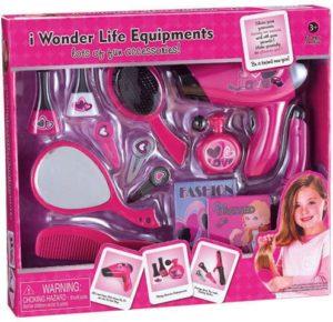 BW Beauty Playset & Σεσουάρ (BE1324)