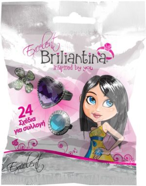Briliantina Δαχτυλίδια EXCELENT (509455)