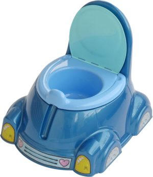 Γιο-Γιο Car Shape Potty Chair-2 Χρώματα (531)