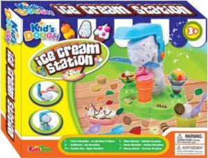 KT Πλαστοζυμαράκια Dough Ice-Cream Station (11656)