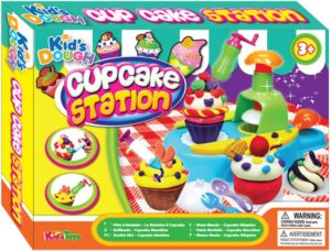 KT Πλαστοζυμαράκια Dough Cupcake Station (11655)