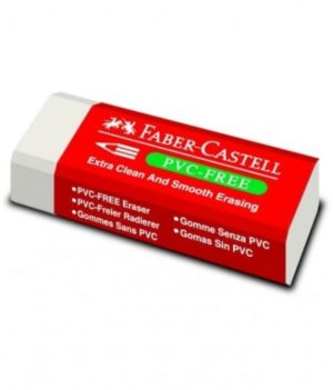 Faber Castell Γόμες 2Τμχ 7095-20 (12307174)