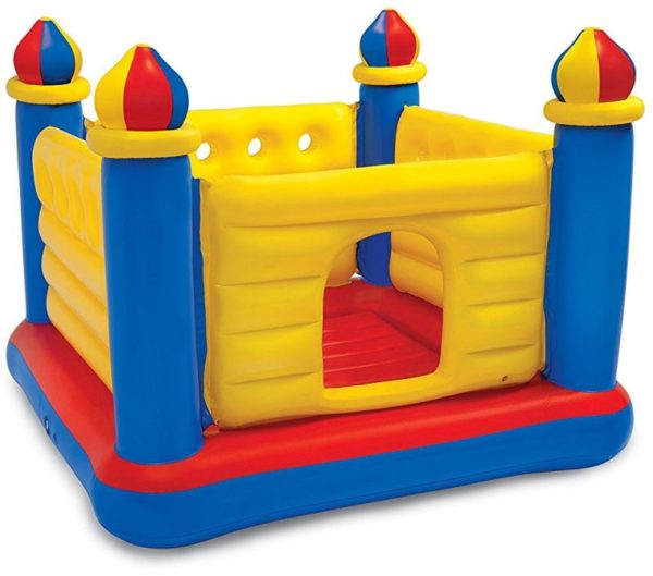 Intex Jump-O-Lene Castle Bouncer-175x175x135cm (48259NP)