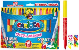 Carioca 9+9+2 Magic Cambia Color (41369)