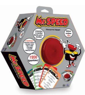 MDC Επιτραπέζιο Mr Speed-Ενηλίκων (14501)