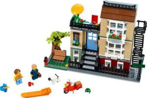 LEGO Creator Park Street Townhouse (31065)