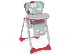 Chicco Κάθισμα Φαγητού Polly 2 Start-Baby Elephant (P04-79205-69)