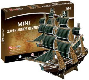 BW Παζλ 3D Queen Anne's Revenge 24Τμχ (S3031H)