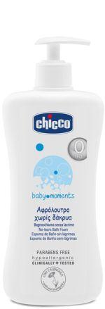 Chicco Αφρόλουτρο Baby Moments 500ml (06209)