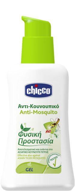Chicco Αντικουνουπικό Gel 60ml (N10-01066-10)