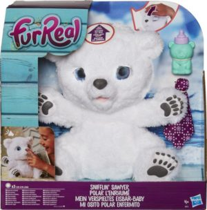 Furreal World Polar Bear (B9073)