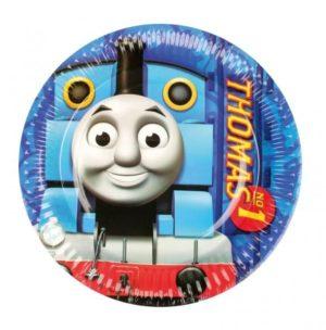 Πιάτα 18cm Thomas & Friends 8Τμχ (552157)