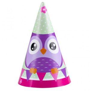 Καπέλα Happy Owl 8 Τμχ (998352)