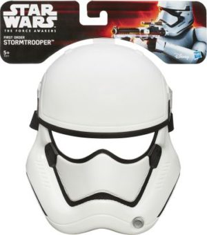 Star Wars E7 Mask-2 Σχέδια (B3223)