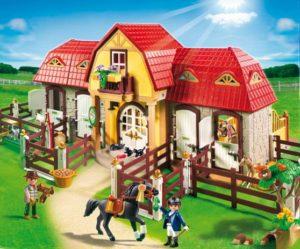 Playmobil Μεγάλος Ιππικός Όμιλος (5221)