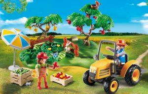 Playmobil Starter Set Συγκομιδή Φρούτων (6870)