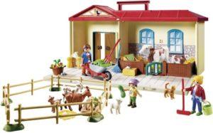 Playmobil Φάρμα Βαλιτσάκι (4897)
