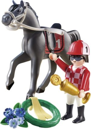 Playmobil Πρωταθλητής Ιππικών Αγώνων (9261)