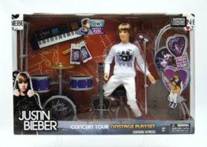 Justin Bieber Κούκλα & Αξεσουάρ