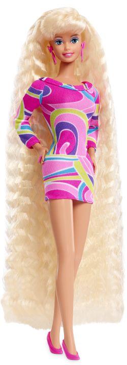 Barbie Συλλεκτική Totally Hair 90s (DWF49)