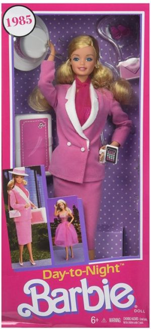 Barbie Συλλεκτική Ροζ Ρετρό (FJH73)