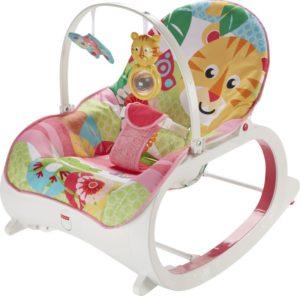 Fisher Price Infant To Toddler-Ριλάξ/Κούνια Τιγράκι (FMN40)
