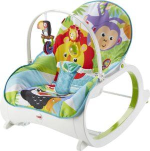 Fisher Price Infant To Toddler-Ριλάξ/Κούνια Λιονταράκι (FML56)