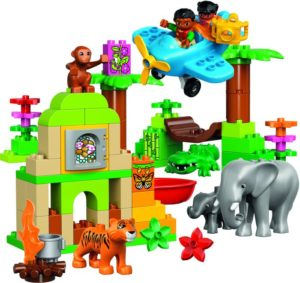 LEGO Duplo Jungle (10804)