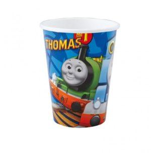 Ποτήρια 250ml Thomas & Friends 8Τμχ (552158)